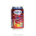 Fruittis Multifruit Juice Drink canned 4x6x33cl