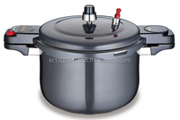 ANODIZED PRESSURE COOKER (BIG SIZE, COMMERCIAL USE)