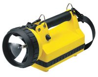Lantern Rechargeable 7x11.5 Yellow Streamlight 20 Watts 6 Volt Acrylonitrile Butadiene Styrene Lead Acid, Ea
