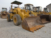 Used Komatsu Wheel Loader WA200 in Cheap price | Second-hand WA200