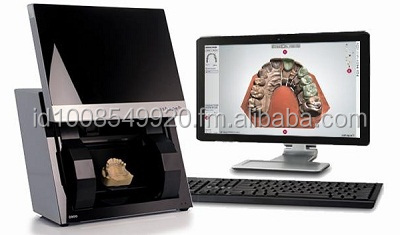 3Shape D900 LED Dental Scanner in Color