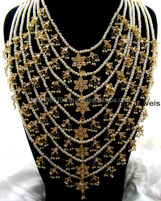 Designer Rani Haar Necklace
