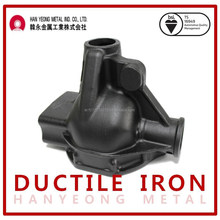Differential carrier for auto parts (OEM ductile iron casting)