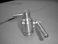 Stainless Steel Tap Italy