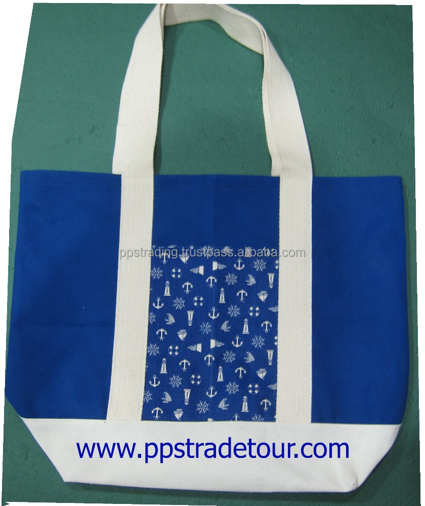 High quality Canvas shopping bag