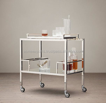 Stainless Steel High Quality Trolley Suppliers