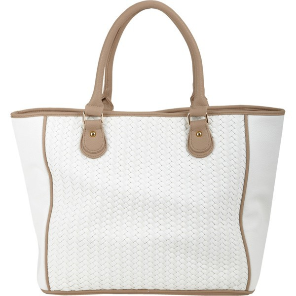 Pakistani Best New Arrival Fashion PU tote bags with woven for women,handbag China manufacturer,2015 collection