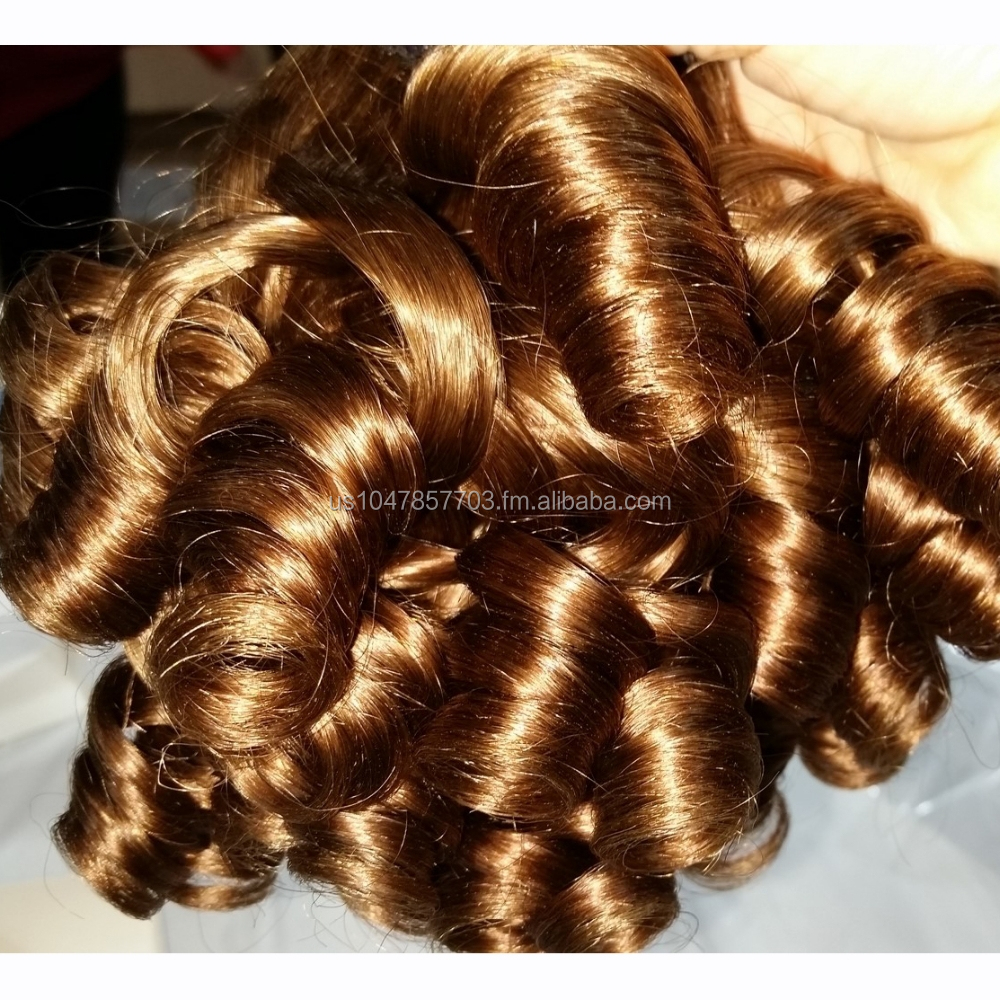 Original unprocessed virgin hair funmi hair 30#