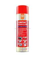Electric Contact Cleaner Lubricant Spray PRIMO CONTACT CLEAN & LUBE 300 mL