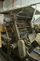 Winkler+Dunnebier Envelope Production Machine