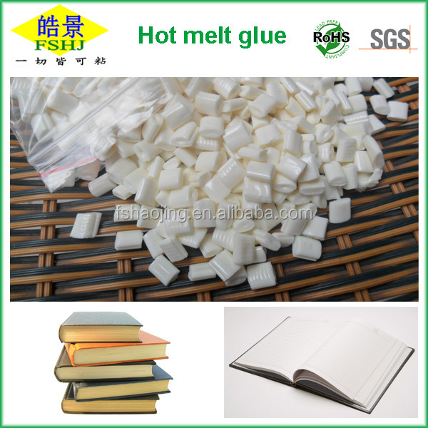 Good quality fast bonding bookbinding hot melt adhesive manufacturer