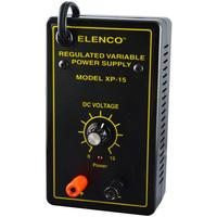 Elenco XP-15K, Variable Voltage Power Supply, Unassembled