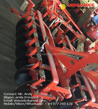 KUBOTA Disc Harrow with massey ferguson tractor DH247F
