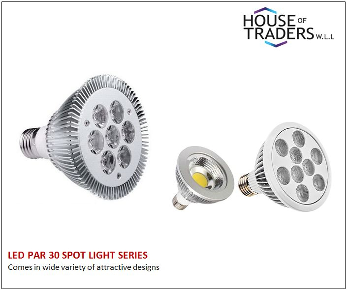 LED PAR30 SPOT LIGHT SERIES