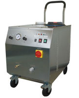 HEAVY DUTY INDUSTRIAL STEAM CLEANER - VAPOR.NET 9-18 kW