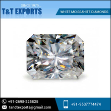 Best Quality Synthetic White Moissanite Diamond Wholesale Supplier in Excellent Shapes & Cuts