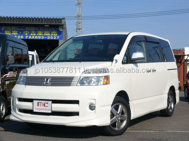 Right hand drive used used toyota VOXY 2.0Z kirameki 2007 at reasonable prices
