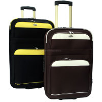 Waterpolo WE1598 2 Wheel Anti theft EVA Trolley Case