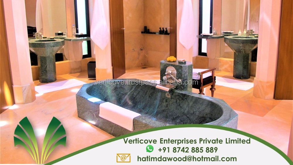 Indian Green Marble marble bathtub price