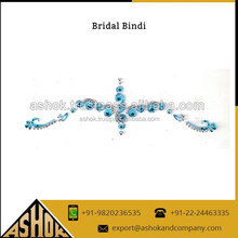 Bridal Gem Sticker / Fancy Bindi Sticker / Crystal Dealer Bridal Bindi sticker