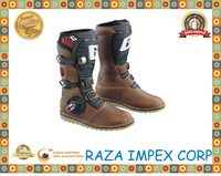 latest Pakistan Best Design manufacture fashion cheap nice men's motorcycle boots