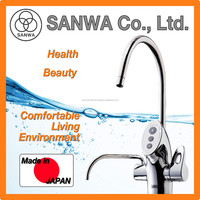 Japanese High Grade Faucet with activated carbon filter and ionizer