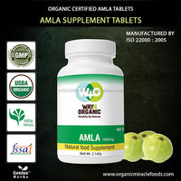 The Export Quality Amla Tablets For Sales