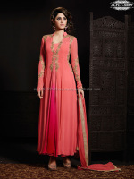 Salwar Kameez Designs With Borders