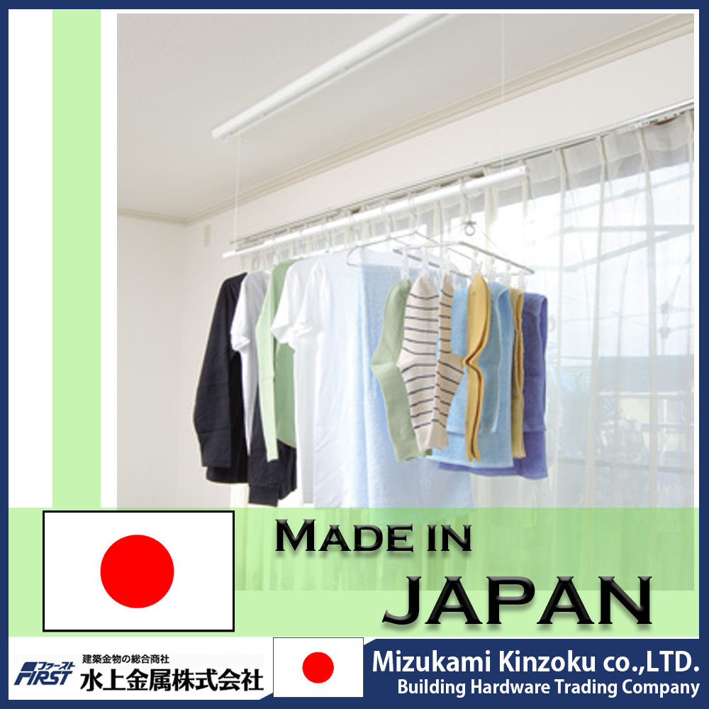 high quality and Best-selling pole for hanging clothes at reasonable prices height adjustable by stick handle