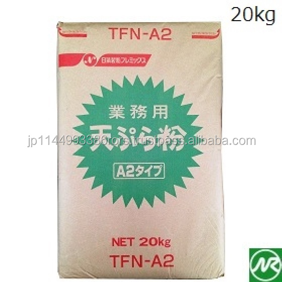 High quality and Famous beef tendon Tempura flour for cooking , any kinds of flour available