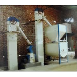 Low Cost Cattle Feed Plant