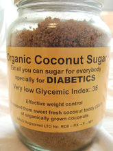 Organic Granulated Coconut Palm Sugar