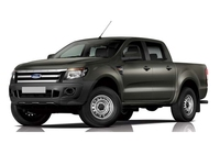 2016 FORD RANGER 2.2L DOUBLE CAB 4WD 5MT DIESEL