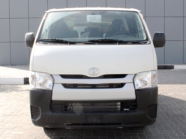 Toyota Hiace 2.5L, Diesel, Standard Roof, MT, delivery Van 2016 Year Model
