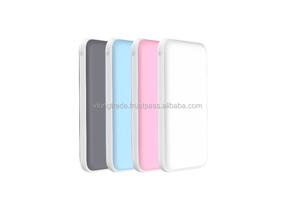 20000mAh Dual USB External Battery Mobile Power Banks for Smartphones & Tablets