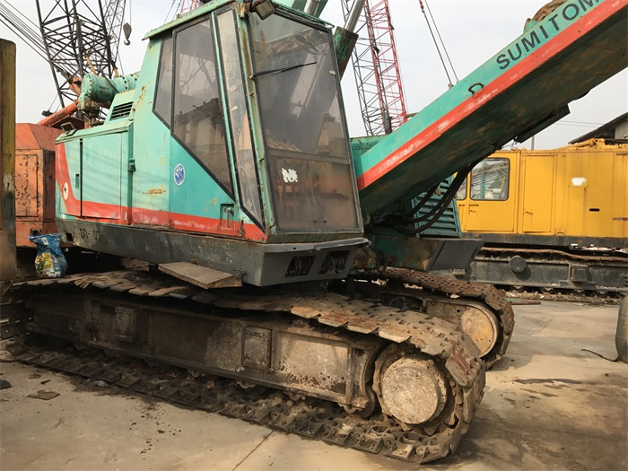 Used Borehole Drilling Machine For Sale , Sumitomo SD205 Water Well Drilling Machine