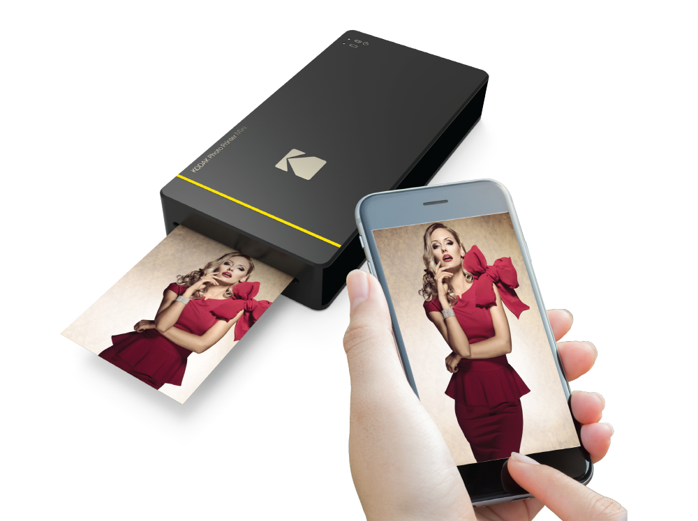 "KODAK Mobile Photo Printer ""MINI"""