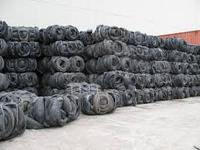 SCRAP BALED TIRES