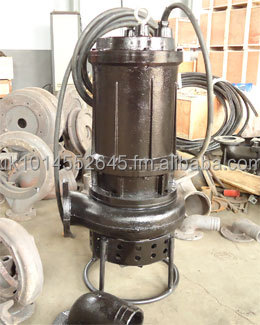 3KW/4KW/5.5KW/7.5KW--high wear-resisting submersible sand/slurry/sewage/iron ore/ mining/tailings/fly ash pump
