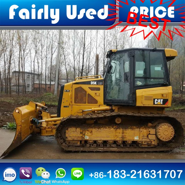 Used CAT Dozer D5K of CAT D5K Dozer for sale