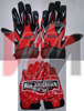 Customized American Football Gloves Sublimation Top Hand with Customized Palm, cheap american football gloves, custom gloves