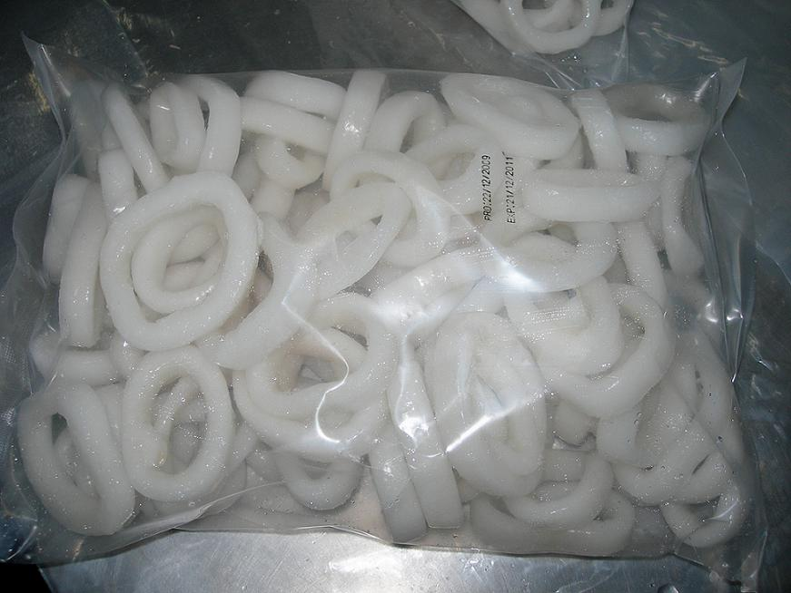 Low-Salt Nature Organic Low-Sodium Feature frozen squid tube U5