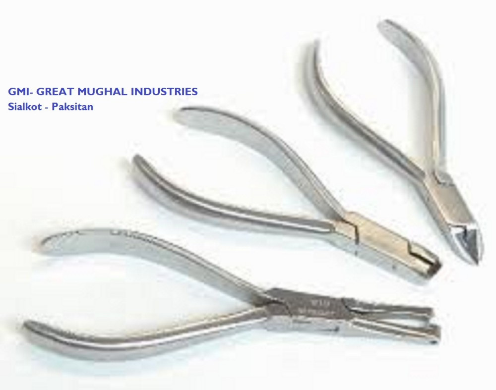 2018 Distal End Cutter Pliers orthodontic Dental Instruments GM875