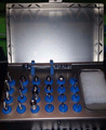 Dental Implants Tools Kits Drills set Guided Surgery Instruments 2203