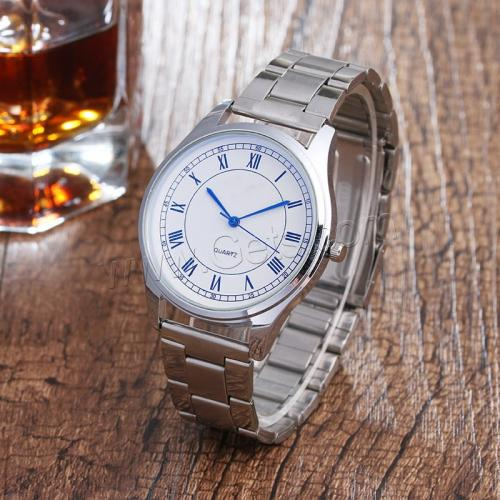 Japan movement quartz watches stainless steel back customize watches with your logo1132932