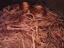 99.9% purity copper wire scrap