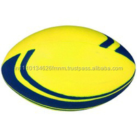 Top Durable Colored PVC Rugby Balls