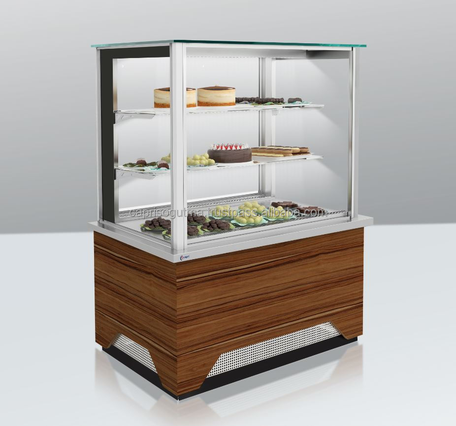 Pastry display cabinets, CE cakes display refrigerator, Cakes refrigerated pasty cabinets HAWAII
