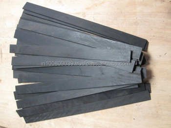 Ebony Fingerboards, Ebony Fretboard, Guitar Fretboard Parts
