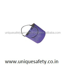 heat resistance blue Face Shield